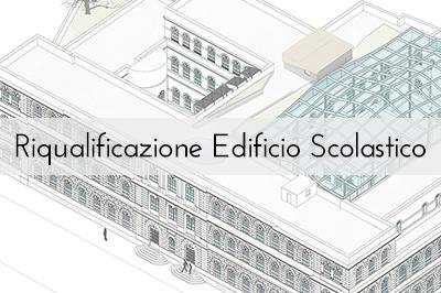 Riqualificazione Edificio Scolastico